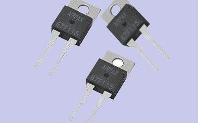 Une gamme unique de thermostats en boitier TO220