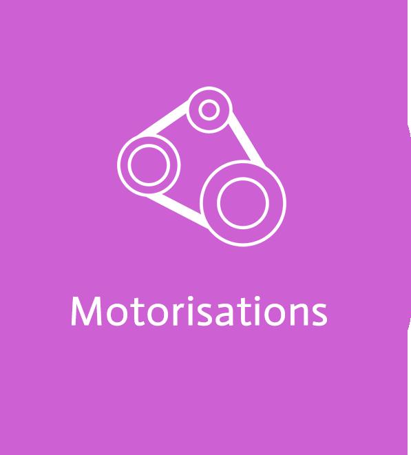 Motorisations