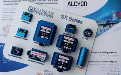 Visite de Gladiator Technologies chez ALCYON ÉLECTRONIQUE