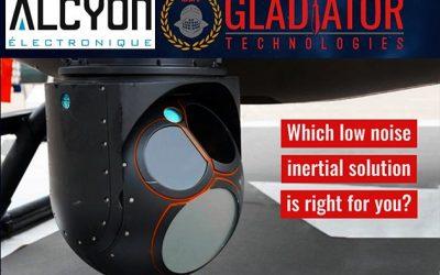 Centrales inertielles : Des performances accrues pour la stabilisation